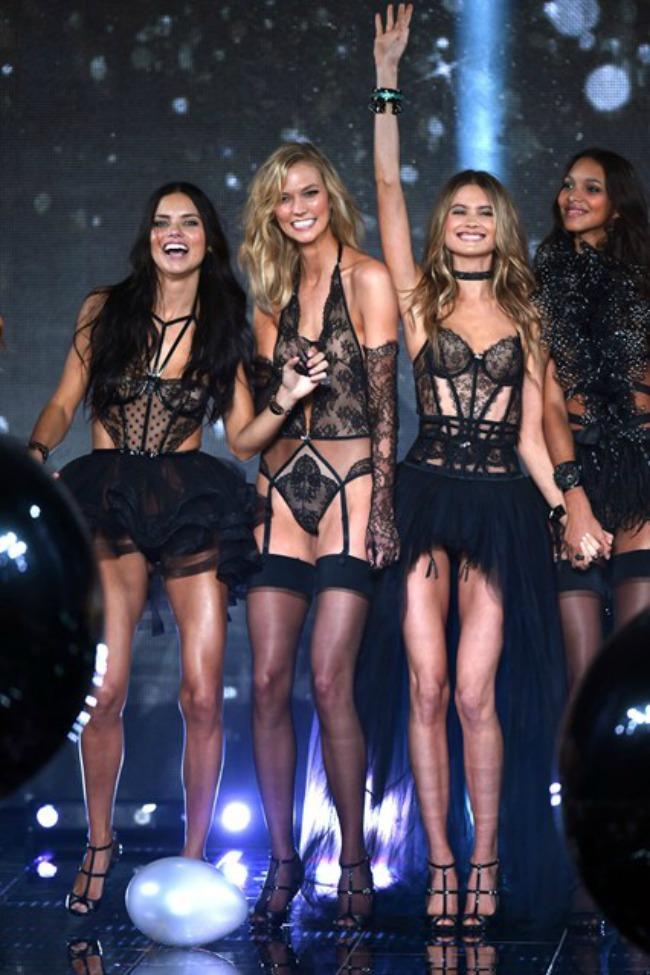 odrzana godisnja revija brenda victorias secret 12 Održana godišnja revija brenda Victorias Secret