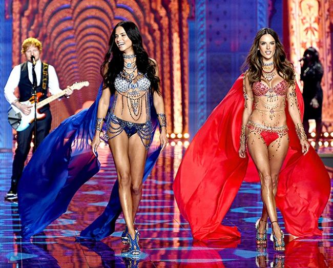odrzana godisnja revija brenda victorias secret 16 Održana godišnja revija brenda Victorias Secret