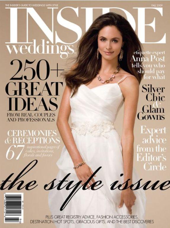 inside weddings Wannabe interview: Viktorija Bowers
