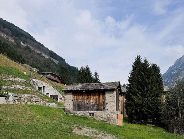 galerija2 Vila snova na obroncima Alpa