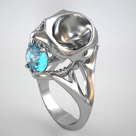 v10 Arhitektonska forma kao nakit