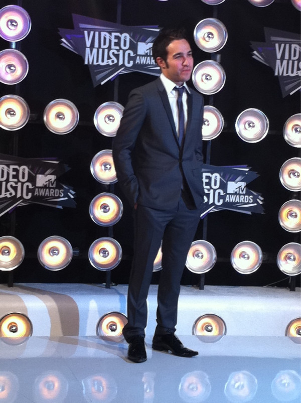 pete wenty Fashion Report   Video Music Awards