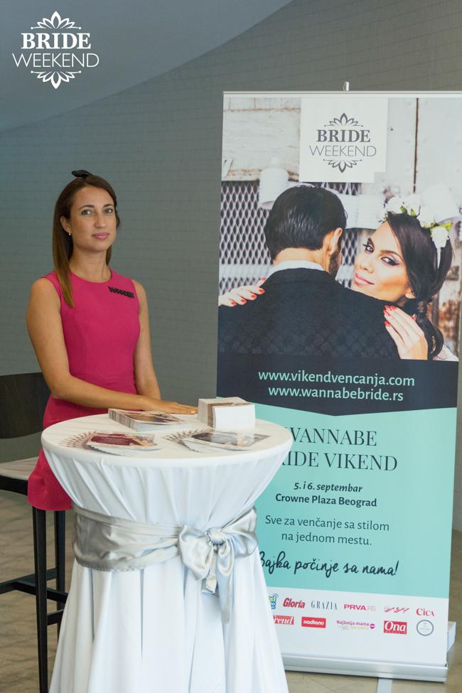 sajam vencanja wannabe bride vikend sve za vencanje  56 Wannabe Bride Vikend: Svečani koktel sa poznatima