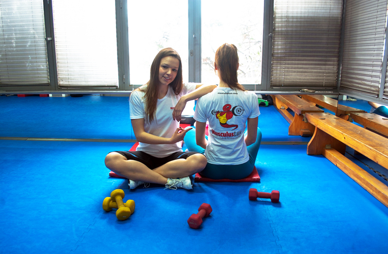 galerija 1 Wannabe Fit: Trening za sportske cice