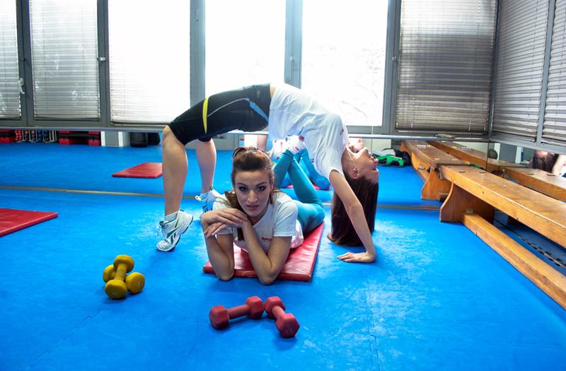 galerija 3 Wannabe Fit: Trening za sportske cice