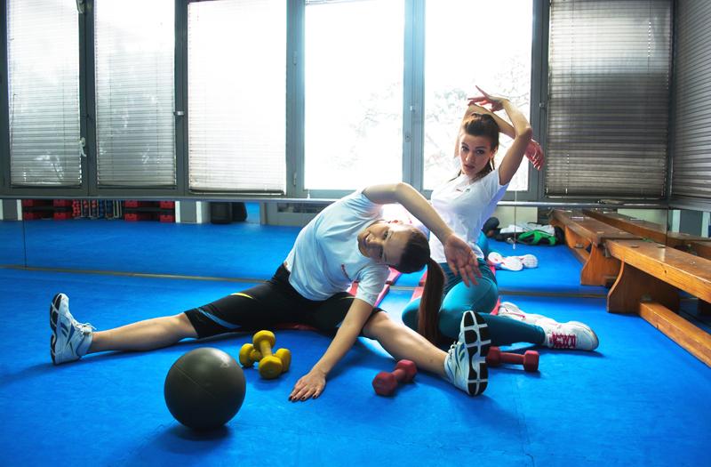 galerija 5 Wannabe Fit: Trening za sportske cice