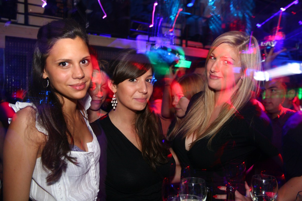 img 6211 Wannabe Black & White Party @ Plastic Light