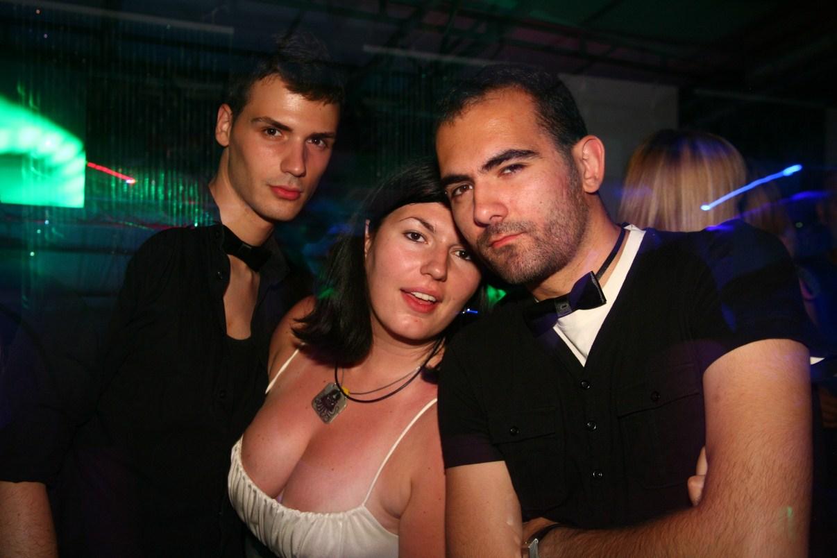 img 6247 Wannabe Black & White Party @ Plastic Light