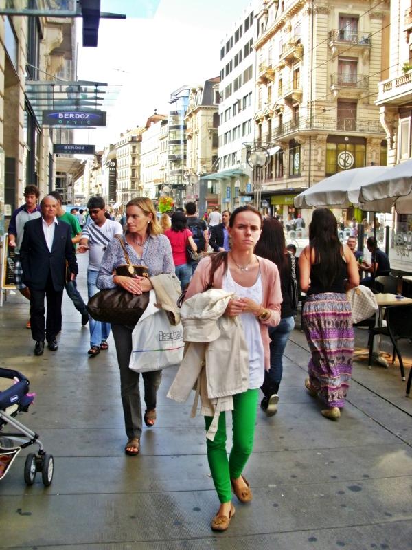 wannabe 19galerija Wannabe modni putopis: Ženeva