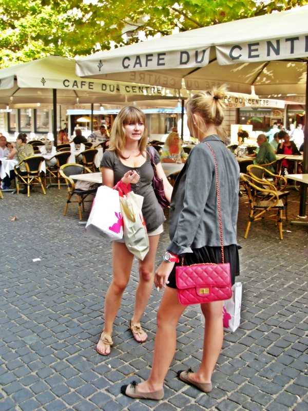 wannabe 22 galerija Wannabe modni putopis: Ženeva