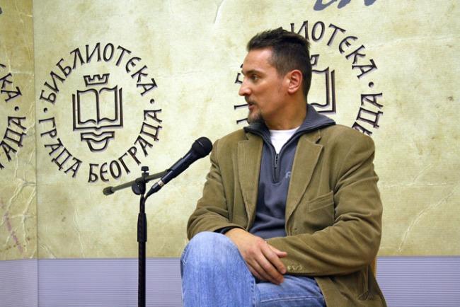galerija3 Wannabe intervju: Zoran Bognar, pesnik