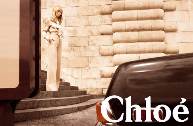 Reklamna kampanja Chloe Reklamna kampanja: Chloe jesen/zima 2010/11
