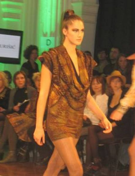 Belgrade Fashion Week: Dan 2