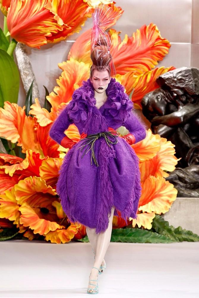 Christian Dior1 Christian Dior Couture jesen/zima 2010/11.