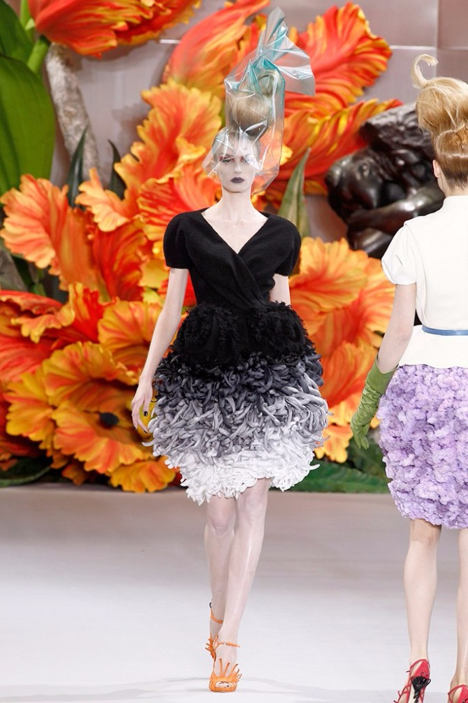 Christian Dior5 Christian Dior Couture jesen/zima 2010/11.