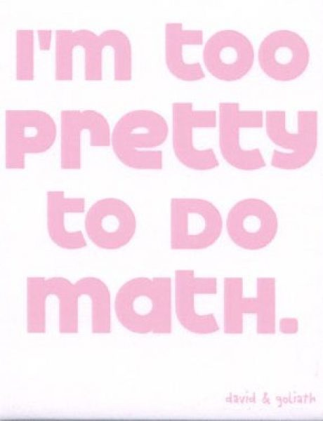Ah, ta matematika!