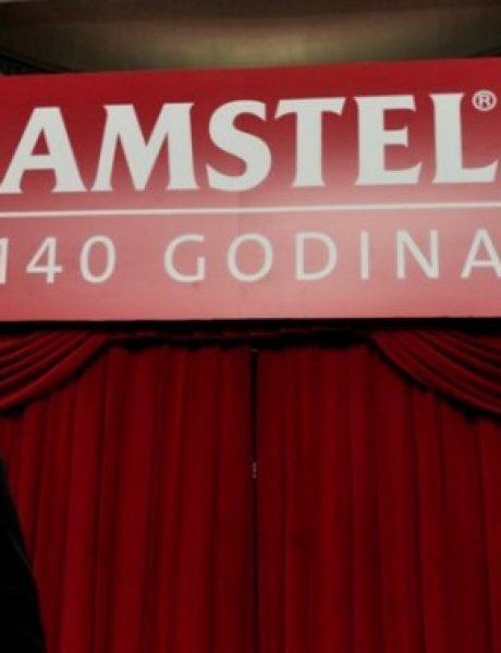 Amstel napunio 140 godina!