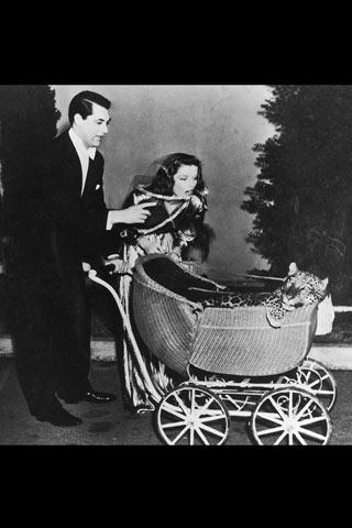 bringing up baby 1938 Fashion moments: na filmu i televiziji