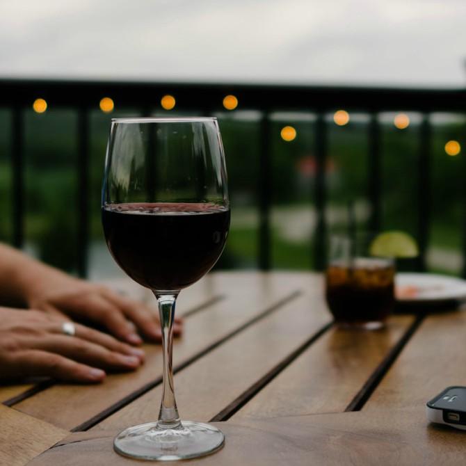 crno vino Uparivanje hrane i vina