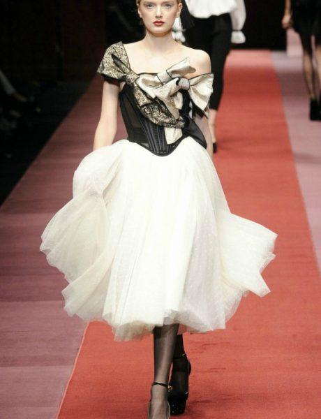 Napravi sam: D&G suknja