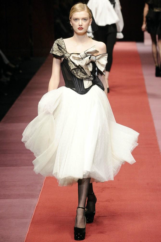 dg Napravi sam: D&G suknja