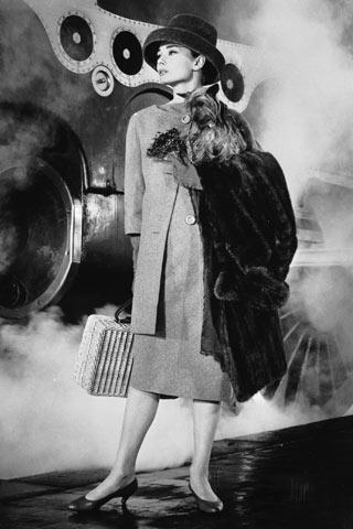 funny face 1957 Fashion moments: na filmu i televiziji