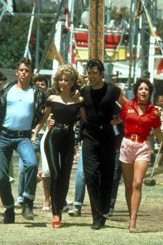 grease 1978 Fashion moments: na filmu i televiziji
