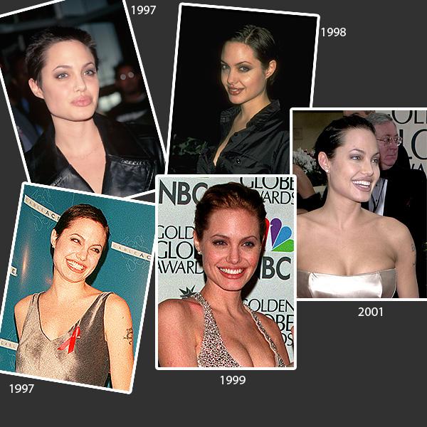 if i were a boy 44607 600x0 Angelina Jolie, bad girl ili lady