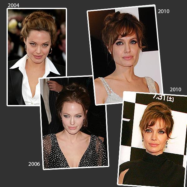 maxi chignon 2925494 600x0 Angelina Jolie, bad girl ili lady