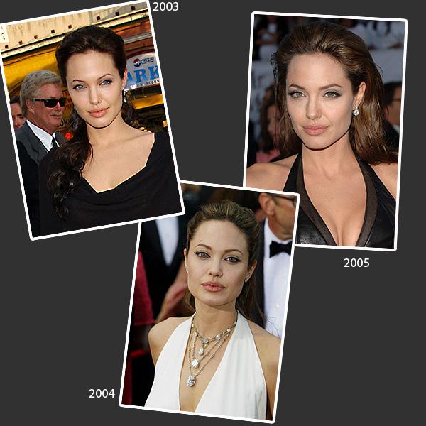 occhi di gatto 1160553 600x0 Angelina Jolie, bad girl ili lady