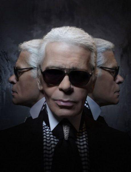 Jednostavno Karl Lagerfeld