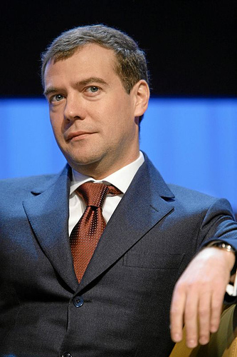 Dimitri Medvedev Moć imidža u politici – trajna ili prolazna?