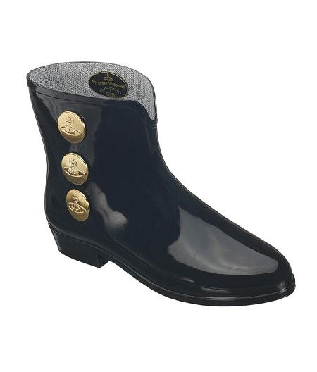 Vivien Westwood 110 evra Rain boots   part II
