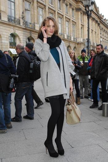 cappottini modelle 14 528 Street chic i manekenke