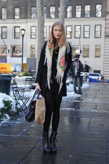 cappottini modelle 19 528 Street chic i manekenke
