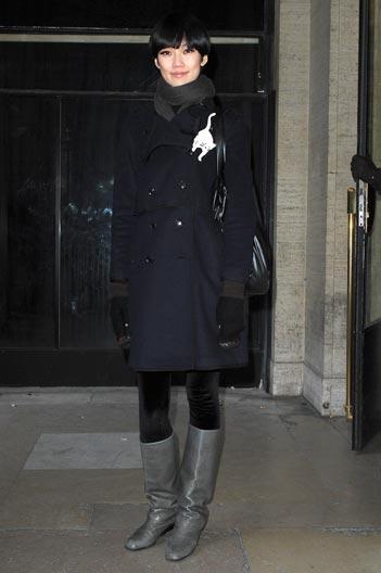 cappottini modelle 2 528 Street chic i manekenke