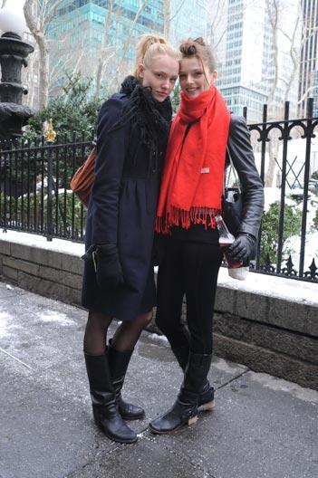 cappottini modelle 23 528 Street chic i manekenke