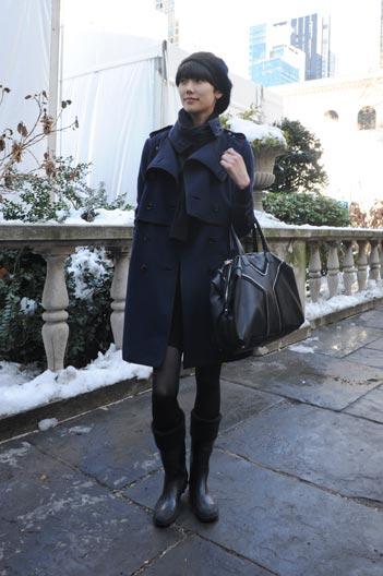 cappottini modelle 7 528 Street chic i manekenke