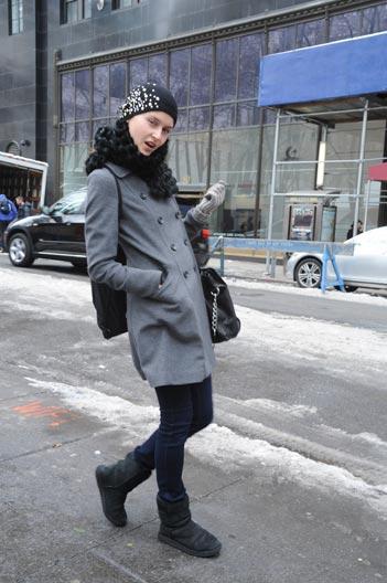 cappottini modelle 9 528 Street chic i manekenke