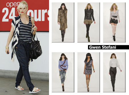 gwen stefani stilista528 Zvezde, zvezdice i moda