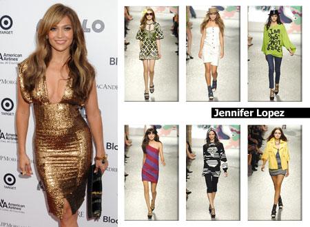 jennifer lopez stilista528 Zvezde, zvezdice i moda