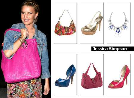 jessica simpson stilista528 Zvezde, zvezdice i moda
