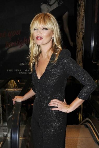 kate moss kate moss topshop regent st london hva1an3p3sml Ikona stila po izboru Vogue a: Kate Moss
