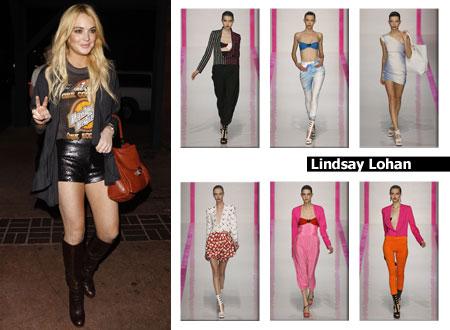 lindsay lohan stilista528 Zvezde, zvezdice i moda