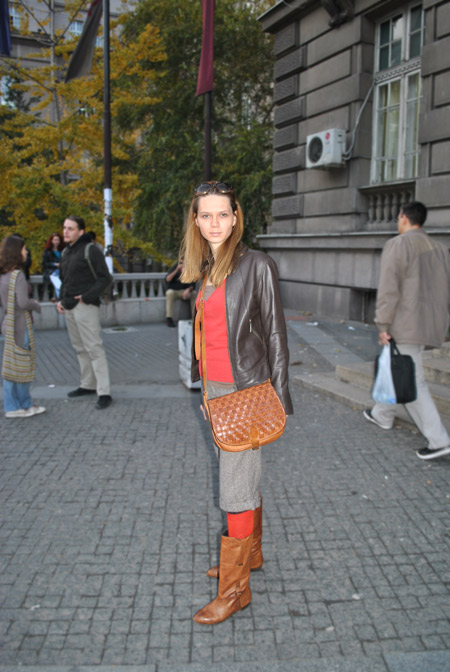marina1 Belgrade street style