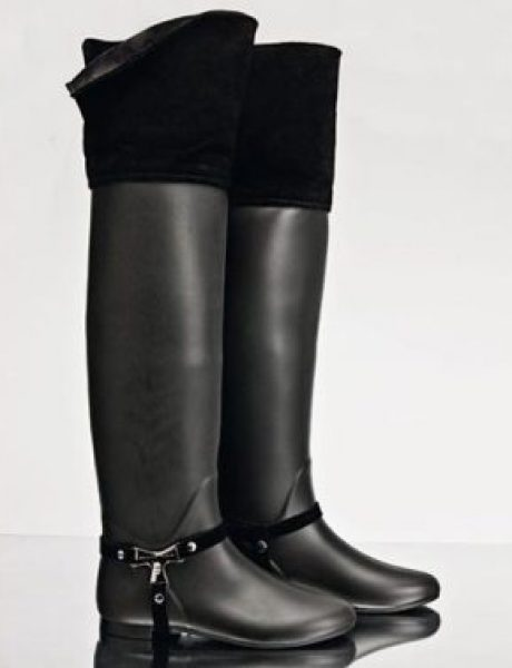 Rain boots – part II