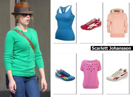 scarlett stilista528 Zvezde, zvezdice i moda