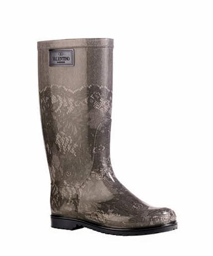 stivali valentino b 528 Rain boots   part II