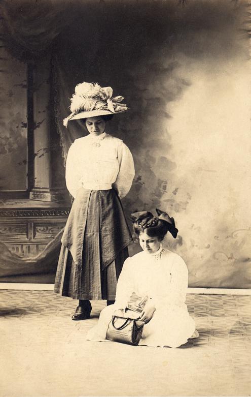 1916 Moda kroz 20. vek (1900. 1950.)
