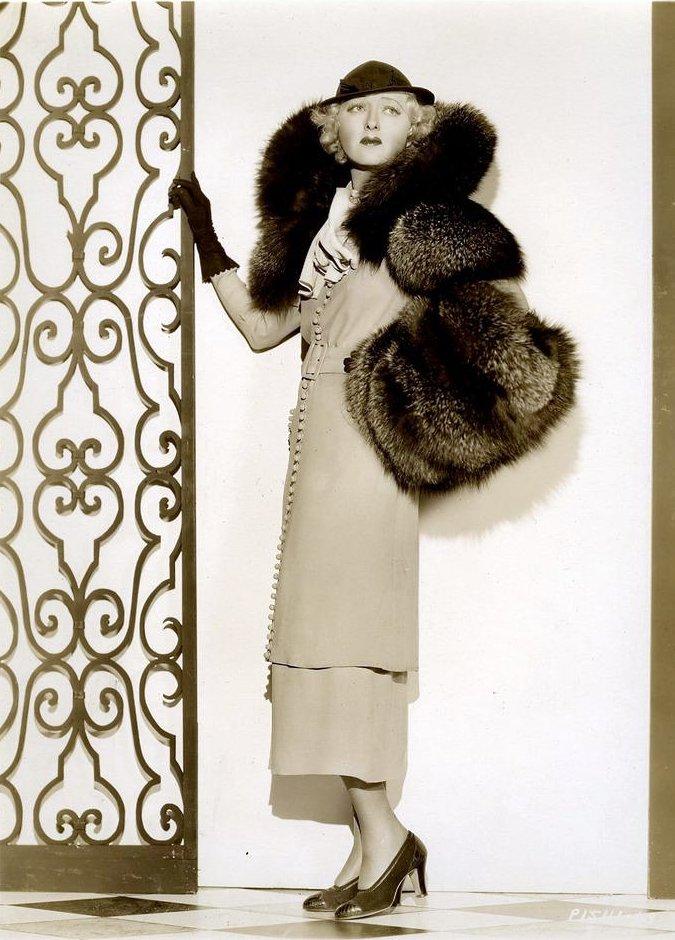 1930s Moda kroz 20. vek (1900. 1950.)
